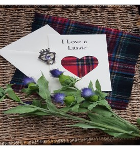 Scottish Greetings Card I...