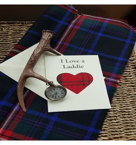 Scottish Tartan Birthday...