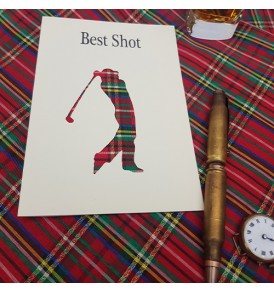 Scottish Golf Best Shot...