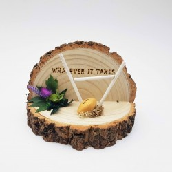Personalised rugby gift